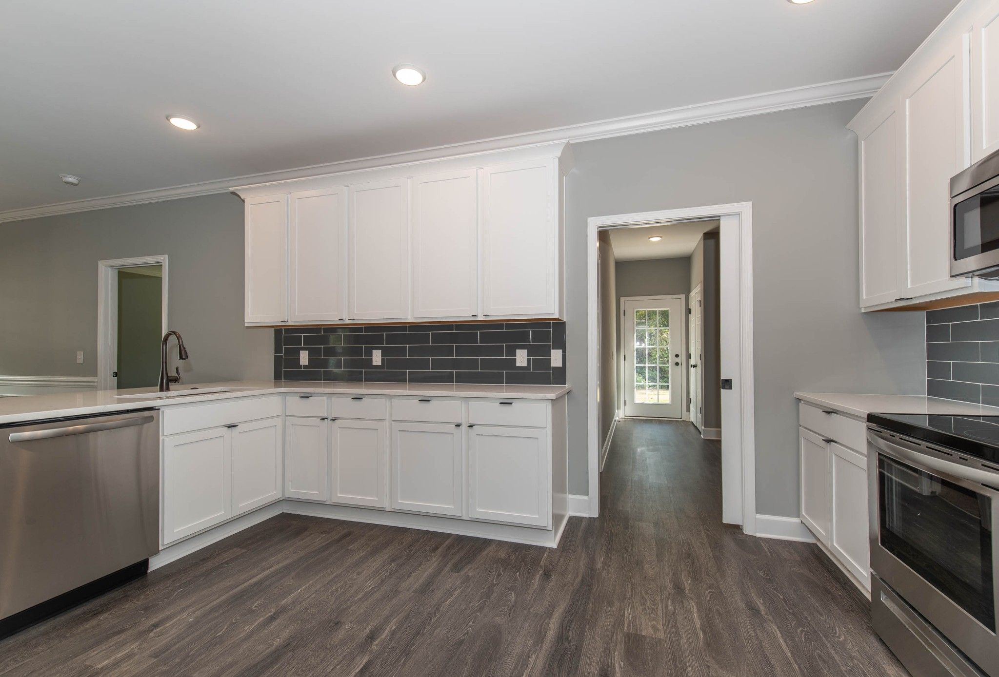 Kitchen featured in the Hatteras Signature By Ernest Homes in Savannah, GA