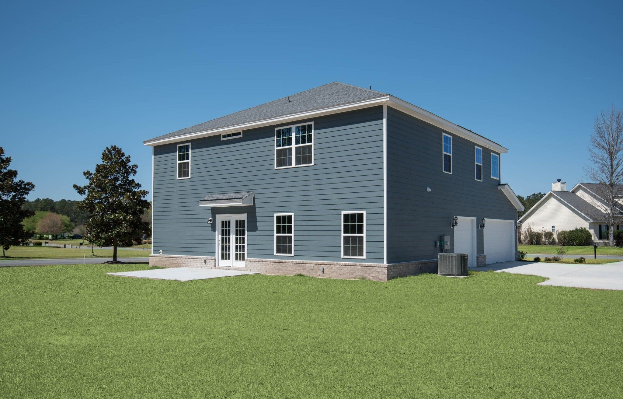 Exterior featured in the Nantucket Signature By Ernest Homes in Savannah, GA