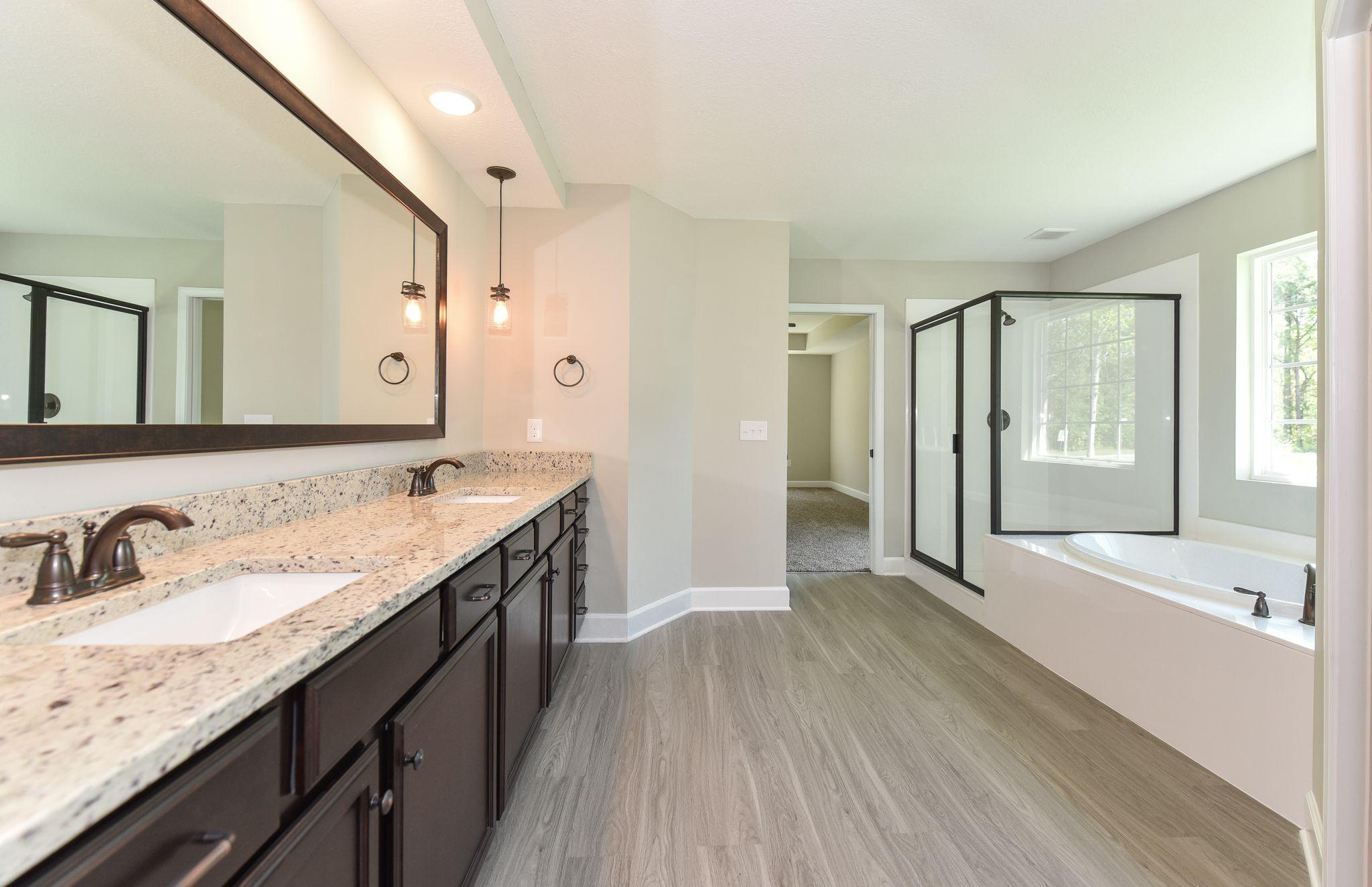 Bathroom featured in the Wakefield By Ernest Homes in Savannah, GA