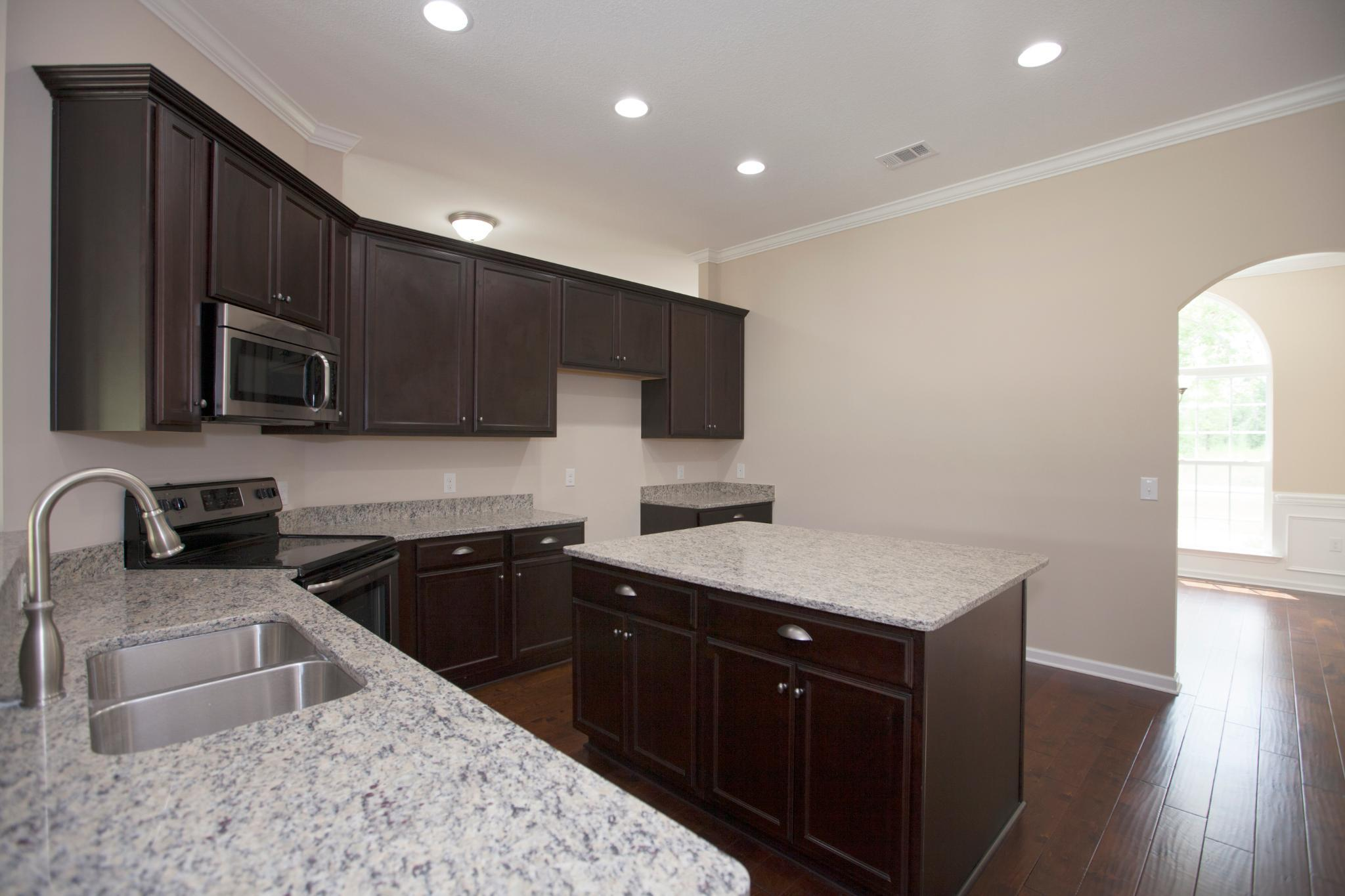 Kitchen featured in the Wakefield By Ernest Homes in Savannah, GA