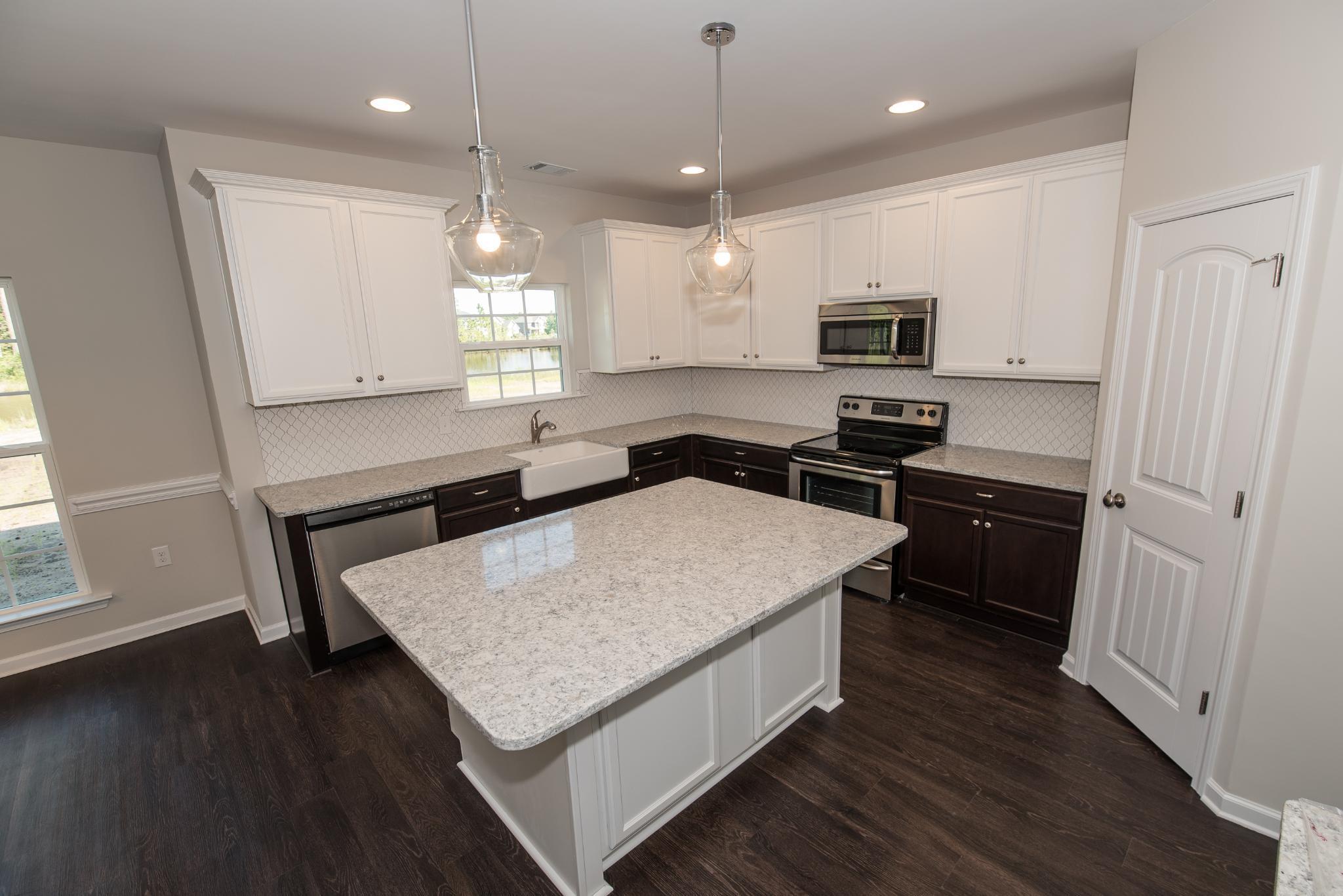 Kitchen featured in the Blackbeard By Ernest Homes in Savannah, GA