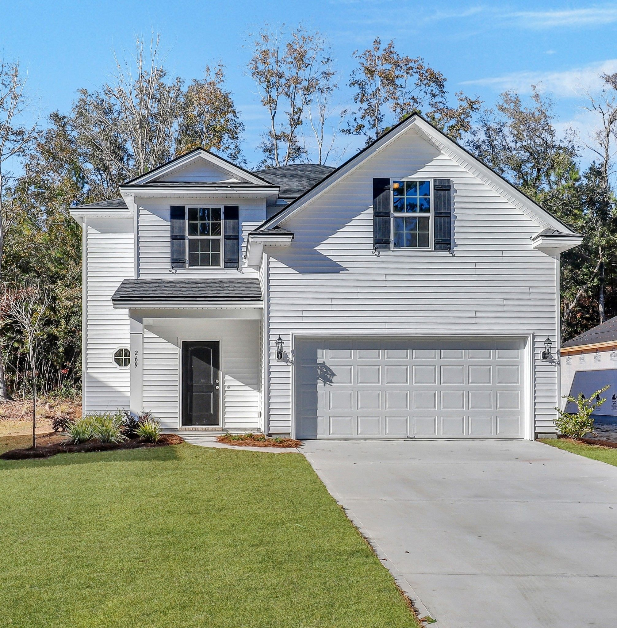 Exterior featured in the Kiawah By Ernest Homes in Savannah, GA