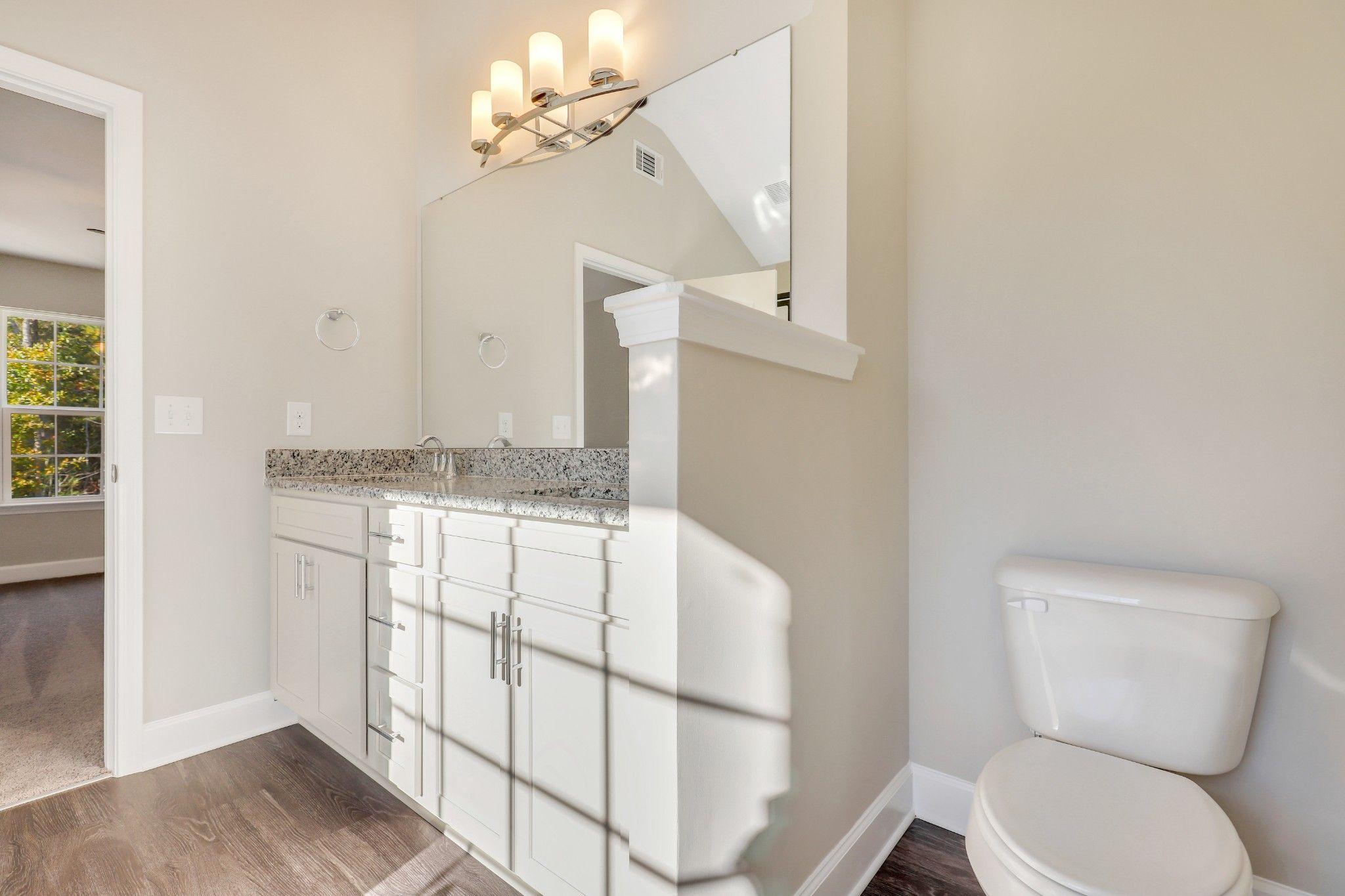 Bathroom featured in the Kiawah By Ernest Homes in Savannah, GA