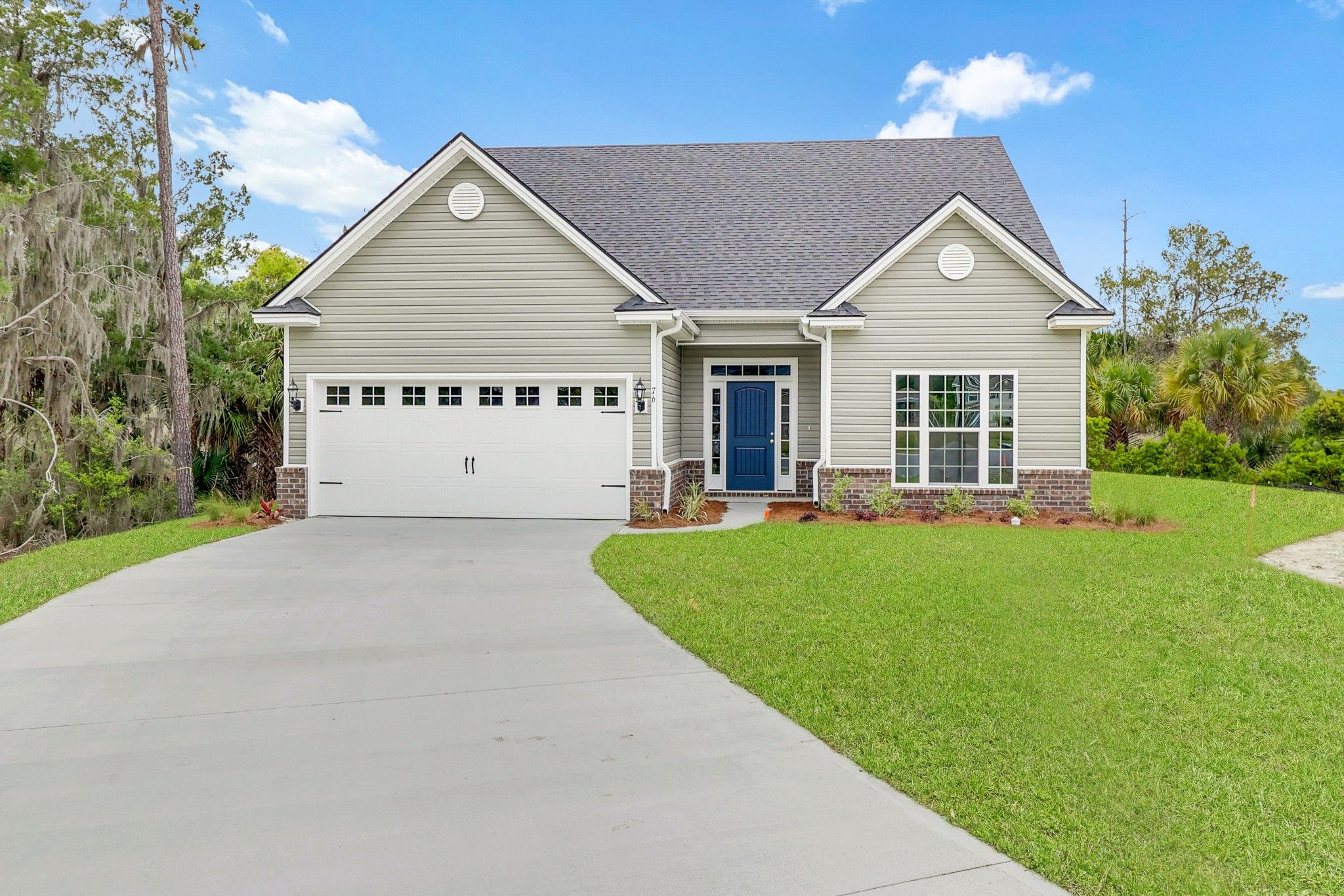 Exterior featured in the Harbor By Ernest Homes in Savannah, GA