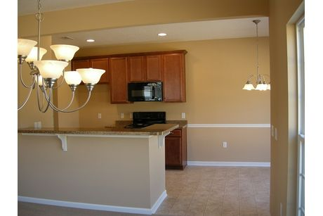 Kitchen-in-Hamilton-at-Clover Point at Belmont Glen-in-Guyton
