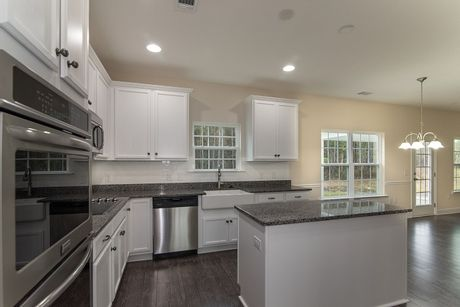 Kitchen-in-Nantucket-at-Clover Point at Belmont Glen-in-Guyton