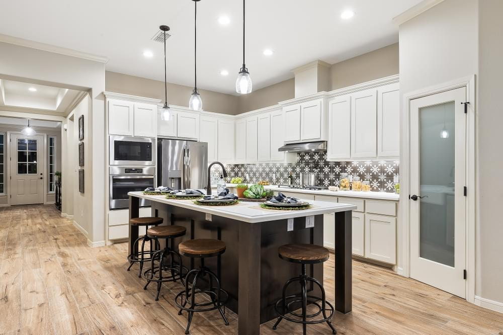 Kitchen featured in the Francisco By Esperanza in Rio Grande Valley, TX