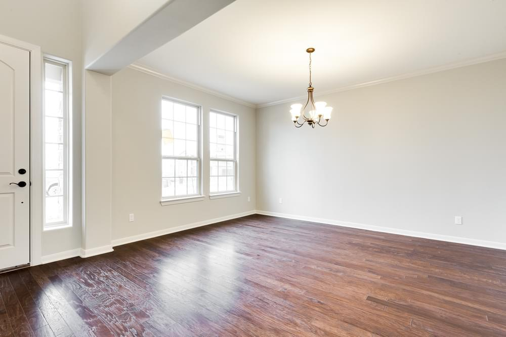 Living Area featured in the San Jose By Esperanza in Rio Grande Valley, TX