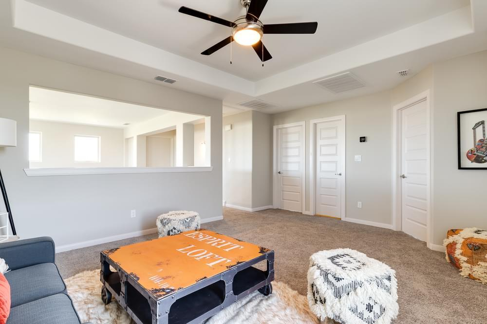 'Cascada at Tres Lagos' by Esperanza Homes in Rio Grande Valley