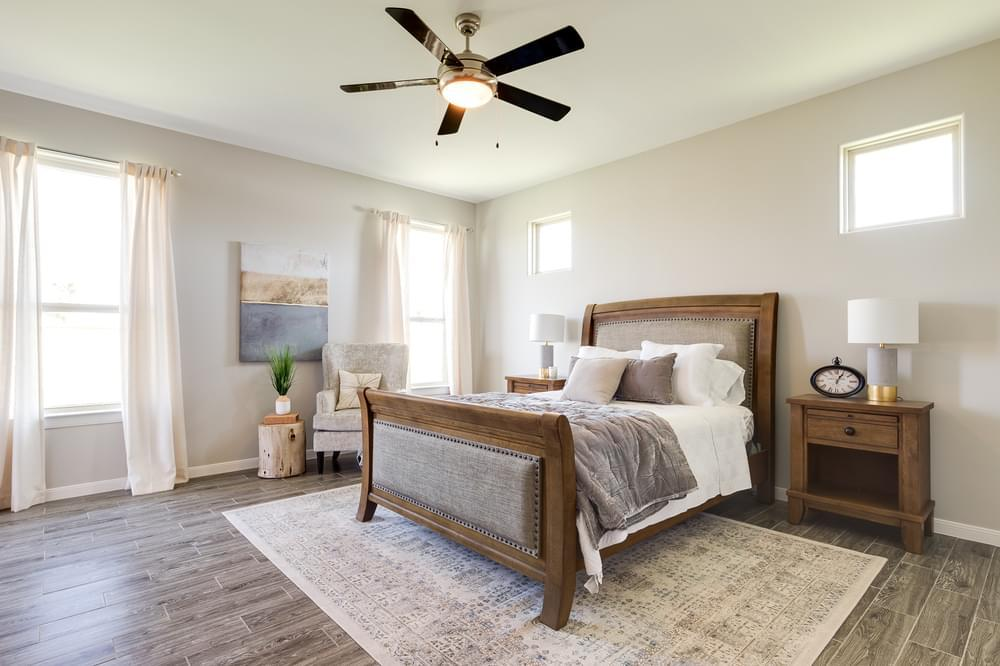 Bedroom featured in the Rosario By Esperanza in Rio Grande Valley, TX