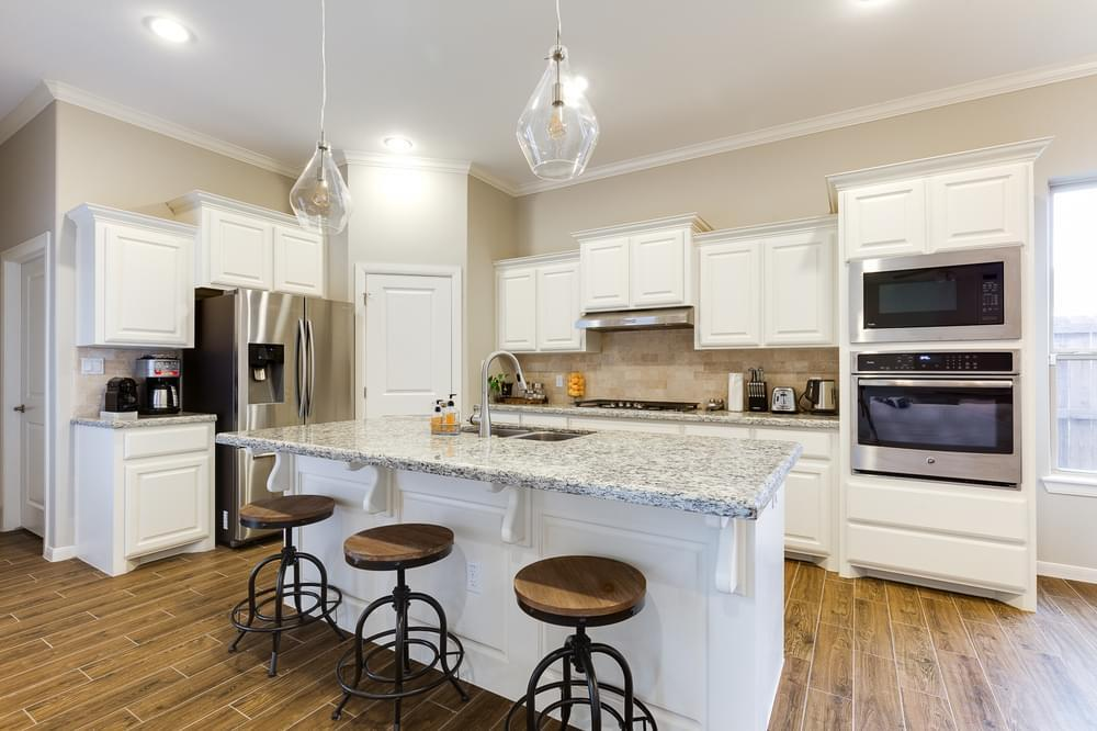 Kitchen featured in the Santa Maria By Esperanza in Rio Grande Valley, TX