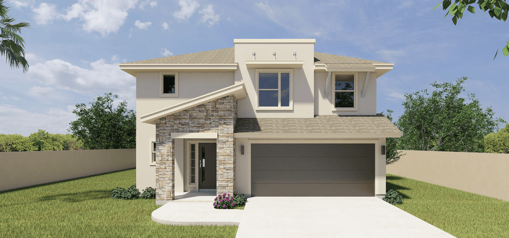 Exterior featured in the Augustin By Esperanza in Rio Grande Valley, TX