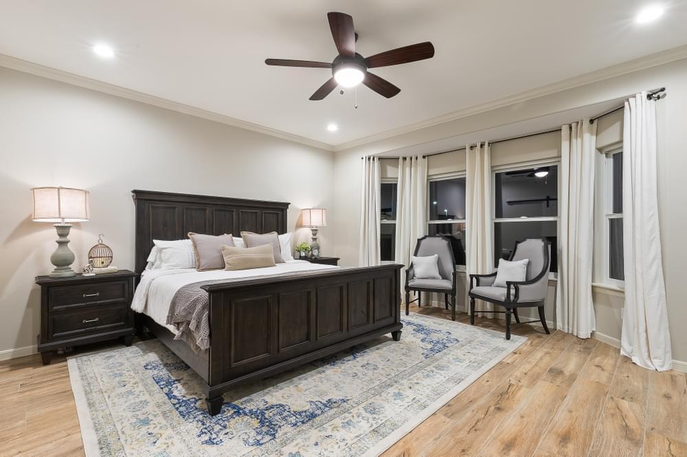 Bedroom featured in the Francisco By Esperanza in Rio Grande Valley, TX