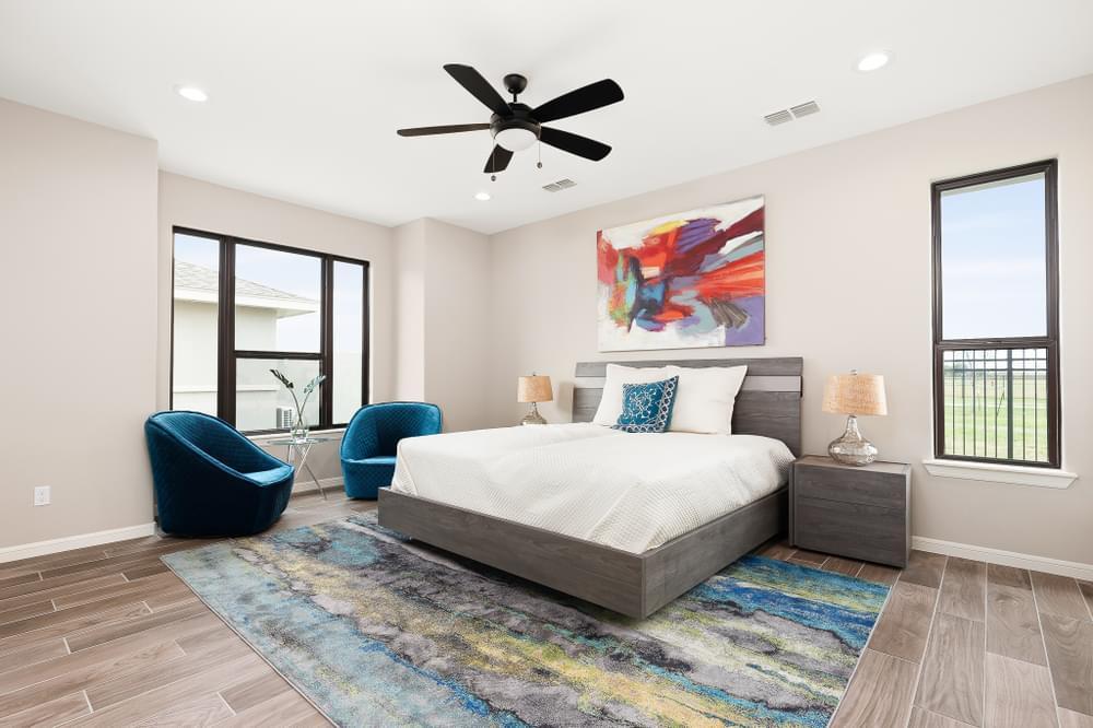 Bedroom featured in the Valero By Esperanza in Rio Grande Valley, TX