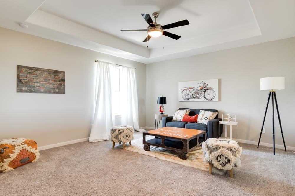 Bedroom featured in the Rosario By Esperanza in Rio Grande Valley, TX