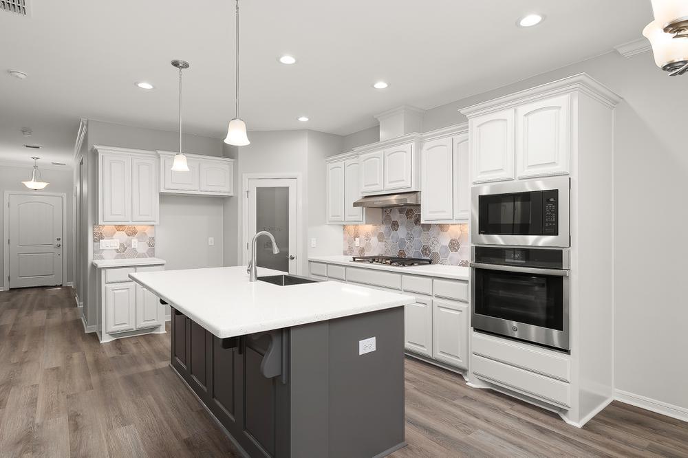 Kitchen featured in the Solano By Esperanza in Rio Grande Valley, TX