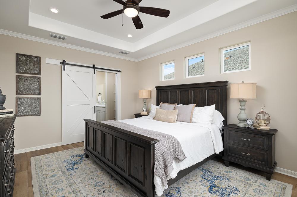 Bedroom featured in the San Marcos By Esperanza in Rio Grande Valley, TX