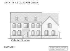 Harvard - The Estates at Oldman's Creek: Pedricktown, Pennsylvania - The Estates at Oldman's Creek
