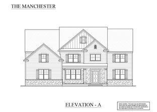 Manchester - The Estates at Oldman's Creek: Pedricktown, Pennsylvania - The Estates at Oldman's Creek