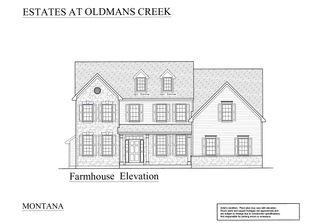Montana - The Estates at Oldman's Creek: Pedricktown, Pennsylvania - The Estates at Oldman's Creek