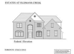 Toronto Executive - The Estates at Oldman's Creek: Pedricktown, Pennsylvania - The Estates at Oldman's Creek