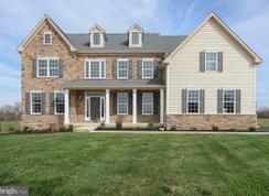 Harvard II - The Estates at Oldman's Creek: Pedricktown, Pennsylvania - The Estates at Oldman's Creek