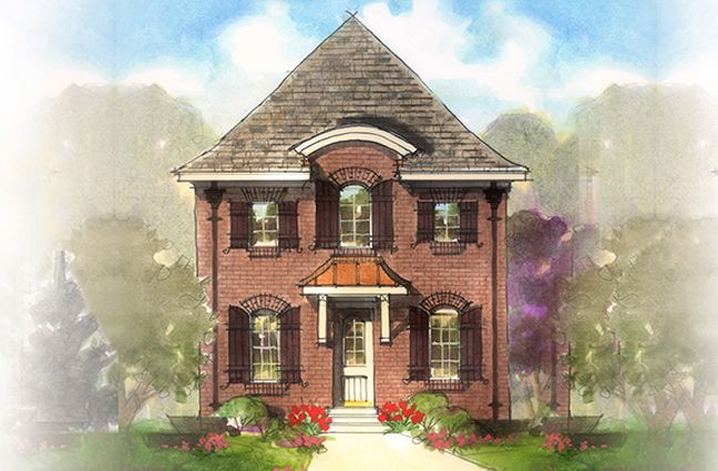 The Dartmouth:Estridge Cottage Home