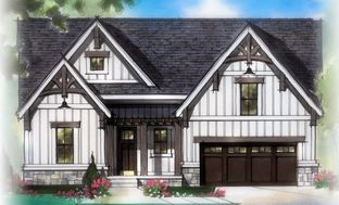 The Emerson - Harmony: Westfield, Indiana - Estridge Homes