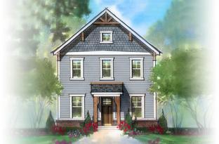 The Whitford - Harmony: Westfield, Indiana - Estridge Homes