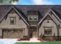 The Morton - Harmony: Westfield, Indiana - Estridge Homes