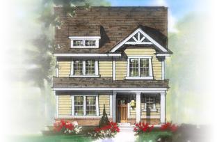 The Rollins - Harmony: Westfield, Indiana - Estridge Homes