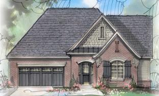 The Lilly - Harmony: Westfield, Indiana - Estridge Homes