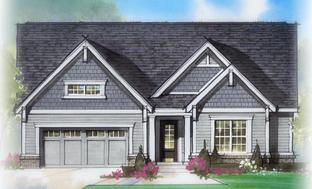 The Benjamin - Harmony: Westfield, Indiana - Estridge Homes