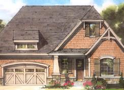 The Morris - Harmony: Westfield, Indiana - Estridge Homes