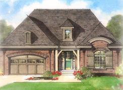 The Dumont - Harmony: Westfield, Indiana - Estridge Homes