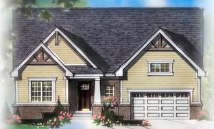 The Jameson - Harmony: Westfield, Indiana - Estridge Homes