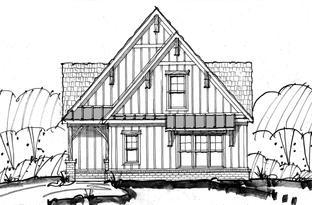 The Barnwell - Harmony: Westfield, Indiana - Estridge Homes