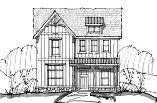 The Walbrook - Harmony: Westfield, Indiana - Estridge Homes