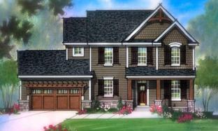 The Conner - Harmony: Westfield, Indiana - Estridge Homes