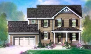 The Armstrong - Harmony: Westfield, Indiana - Estridge Homes