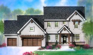 The Oakridge - Harmony: Westfield, Indiana - Estridge Homes