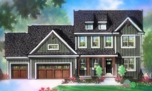 The Barker - Harmony: Westfield, Indiana - Estridge Homes