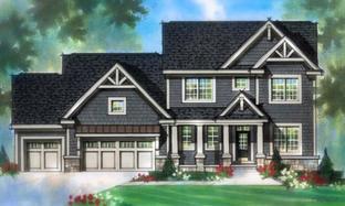 The Charleston - Harmony: Westfield, Indiana - Estridge Homes