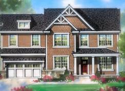 The Carey - Harmony: Westfield, Indiana - Estridge Homes