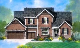 The Miller - Harmony: Westfield, Indiana - Estridge Homes