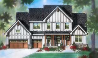 The Bennett - Harmony: Westfield, Indiana - Estridge Homes