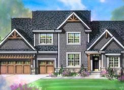 The Chapman - Harmony: Westfield, Indiana - Estridge Homes