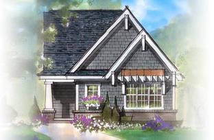 The Ainsley - Harmony: Westfield, Indiana - Estridge Homes