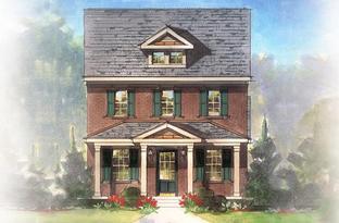 The Princeton - Harmony: Westfield, Indiana - Estridge Homes
