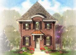 The Dartmouth - Harmony: Westfield, Indiana - Estridge Homes